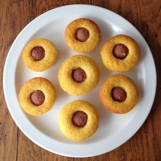 """corndog"" muffins - easy n tasty"