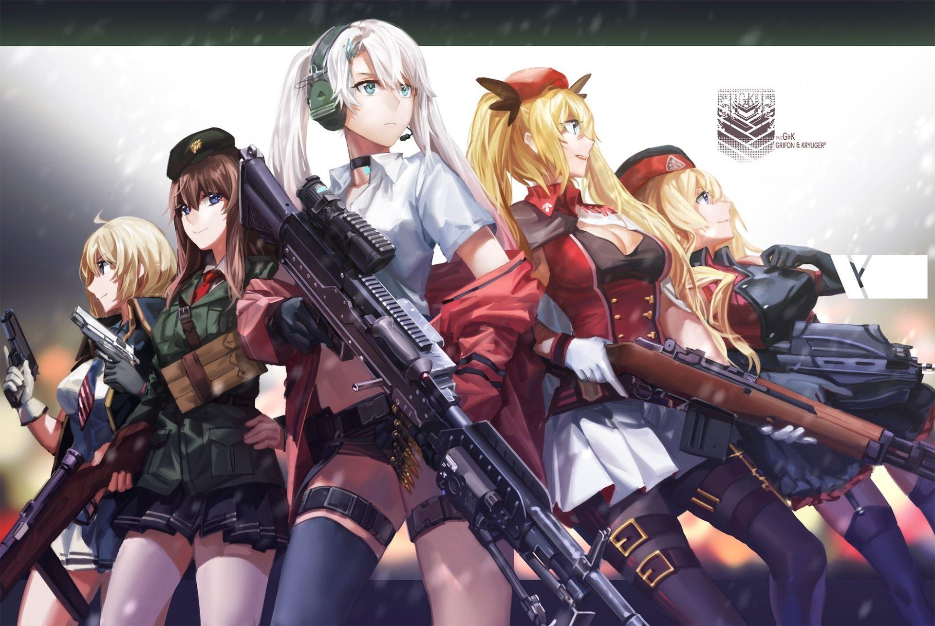 Pin On Girls Frontline