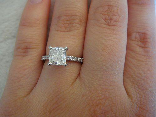 Tiffany Novo Style I Want Wedding Pinterest
