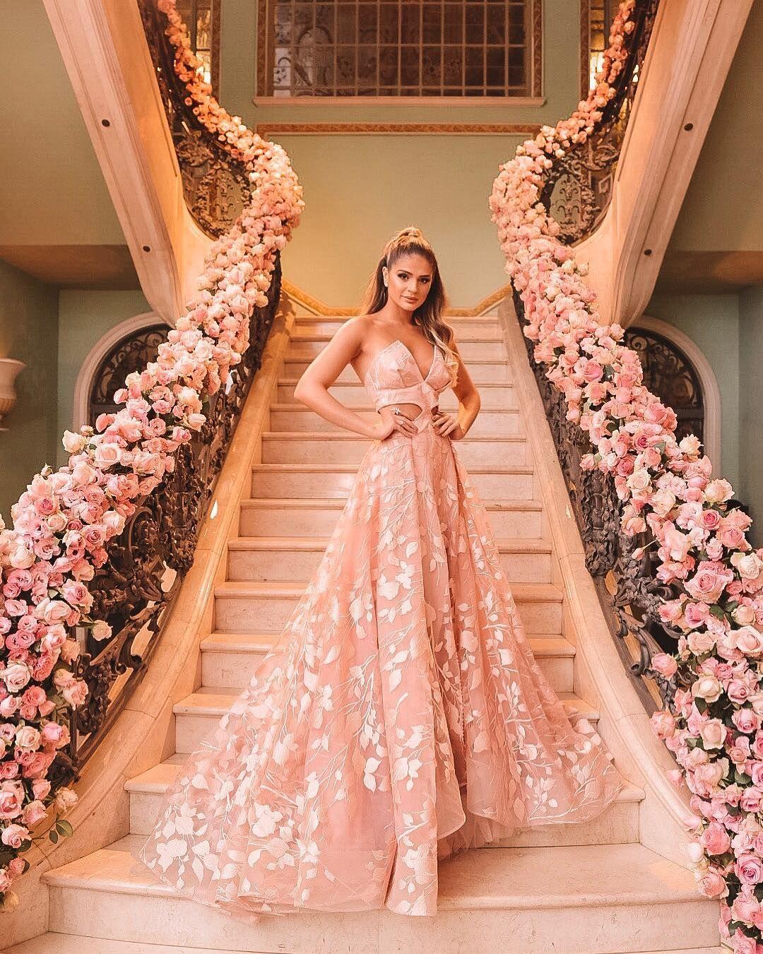 80 modelos de vestidos longos para você arrasar em