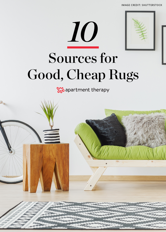 Style On A Budget 10 Sources For Good Cheap Rugs Apartment
