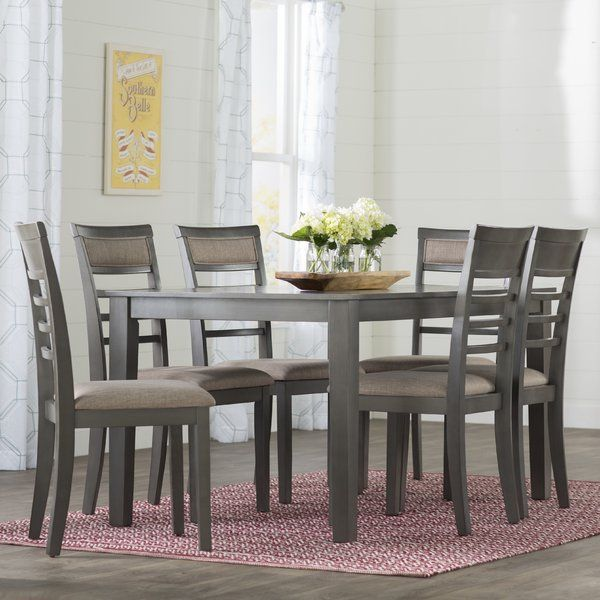 Youll Love The Edouard 7 Piece Dining Set At Wayfair