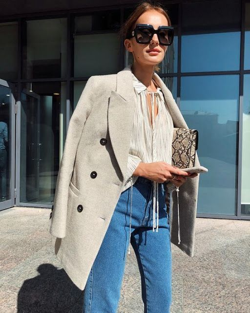 16 Chic and Easy Fall Outfit Ideas #falloutfits