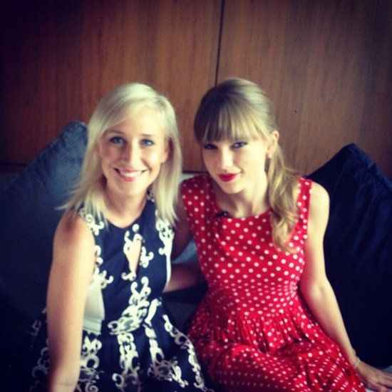 Celebrity Twitter and Instagram Pictures From 2012 ARIAs