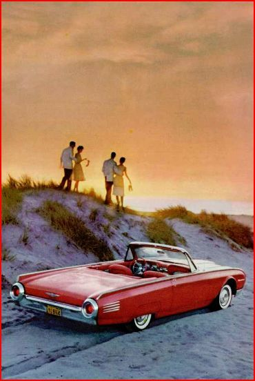 1960s Thunderbird : 1960s, thunderbird, Thunderbird, Thunderbird,, Classic, Cars,, Vintage