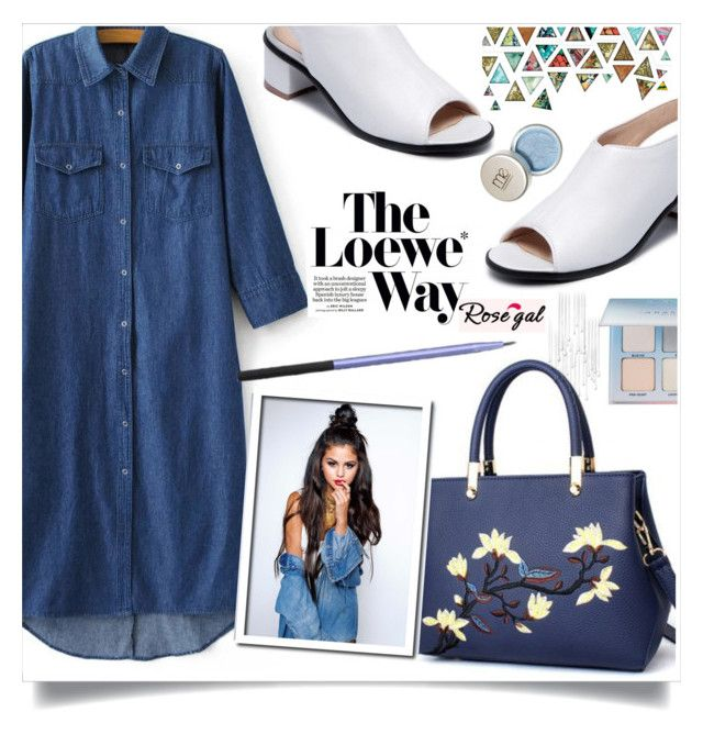 """Rosegal 63."" by lillili25 ❤ liked on Polyvore featuring Handle and Loewe"