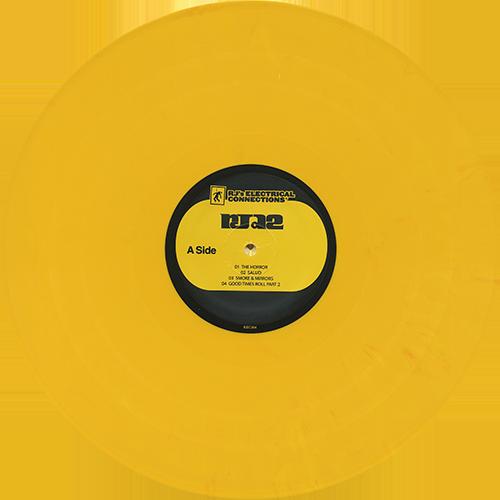 Rjd2 Deadringer Vinyl Record Art Vinyl Vinyl Records