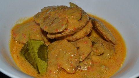Resep Gulai Kalio Jariang Gulai Masakan Indonesia Resep