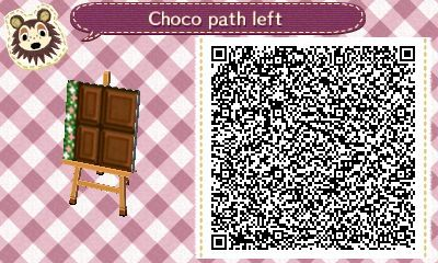 "plasticskittles: "" Chocolate pathways with a flower border. """