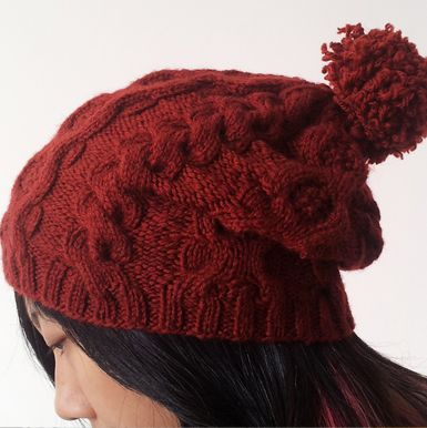 After Knitting A Few Beanies From Patterns Ive Found Online Mostly