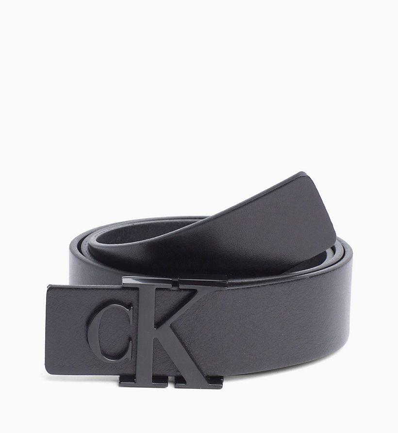 1f1f9516c41 Ceinture avec logo CK Calvin Klein®