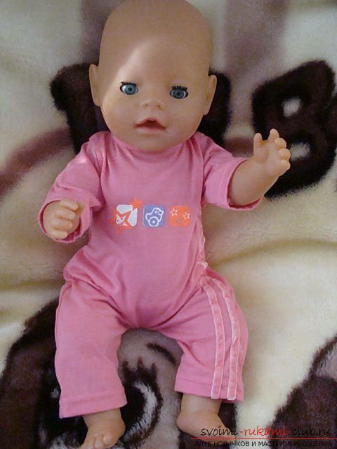 Картинки одежда для беби бона своими руками