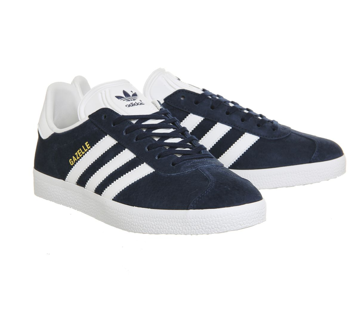 Vacunar Por favor Cordero  adidas Gazelle Trainers Collegiate Navy White - His trainers in 2020 | Adidas  gazelle, Adidas trainers women, Adidas originals