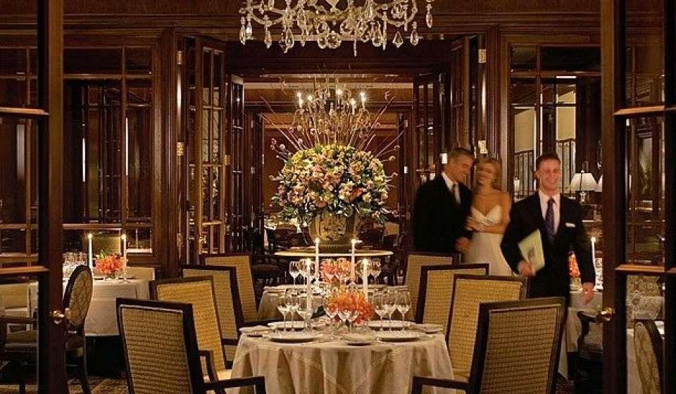 90plus.com - The World's Best Restaurants: Fountain Restaurant - Philadelphia - US