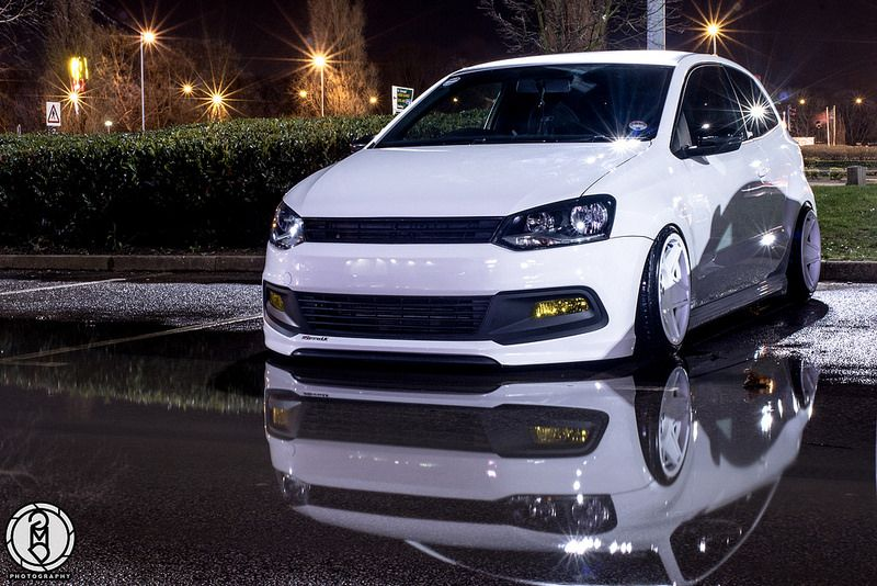 VW Polo - Stance Daily Meet | GMD Online | Flickr | Car ...