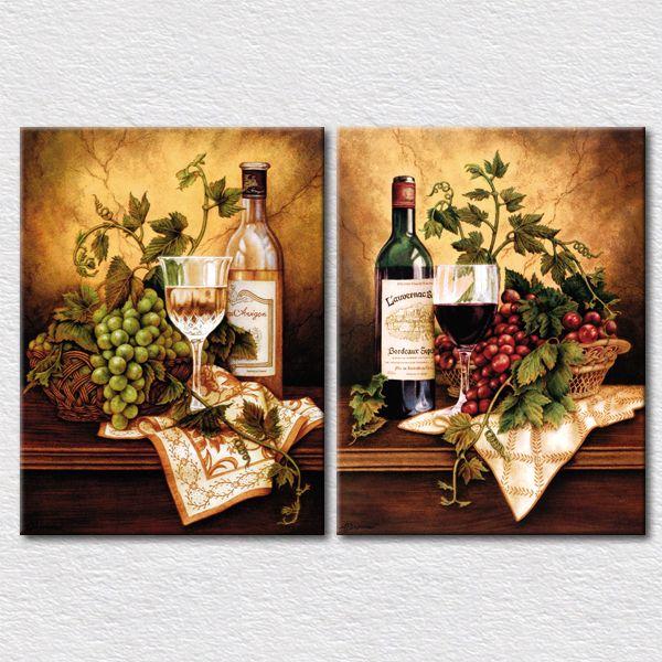 wine and grapes kitchen decor - Buscar con Google | vinos y más ...