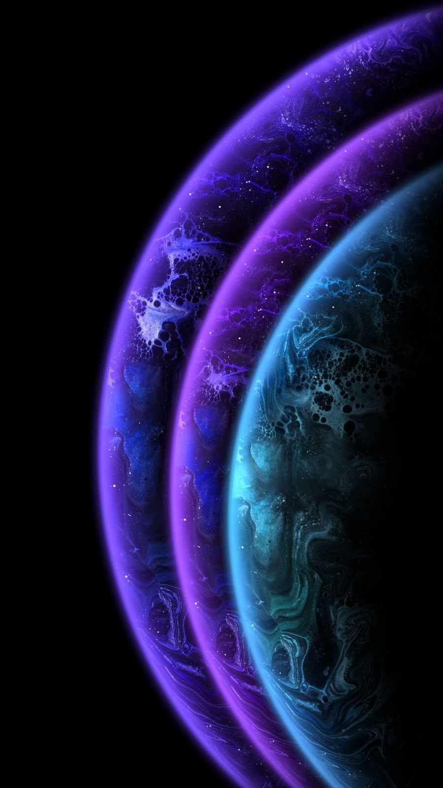 Neon Astronaut IPhone Wallpaper - IPhone Wallpapers