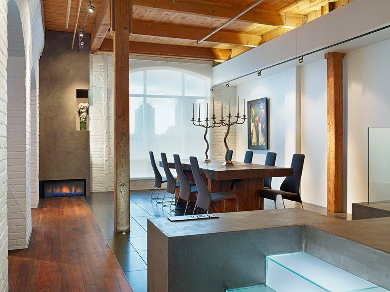 Penthouse At The Candy Factory Lofts - Picture gallery