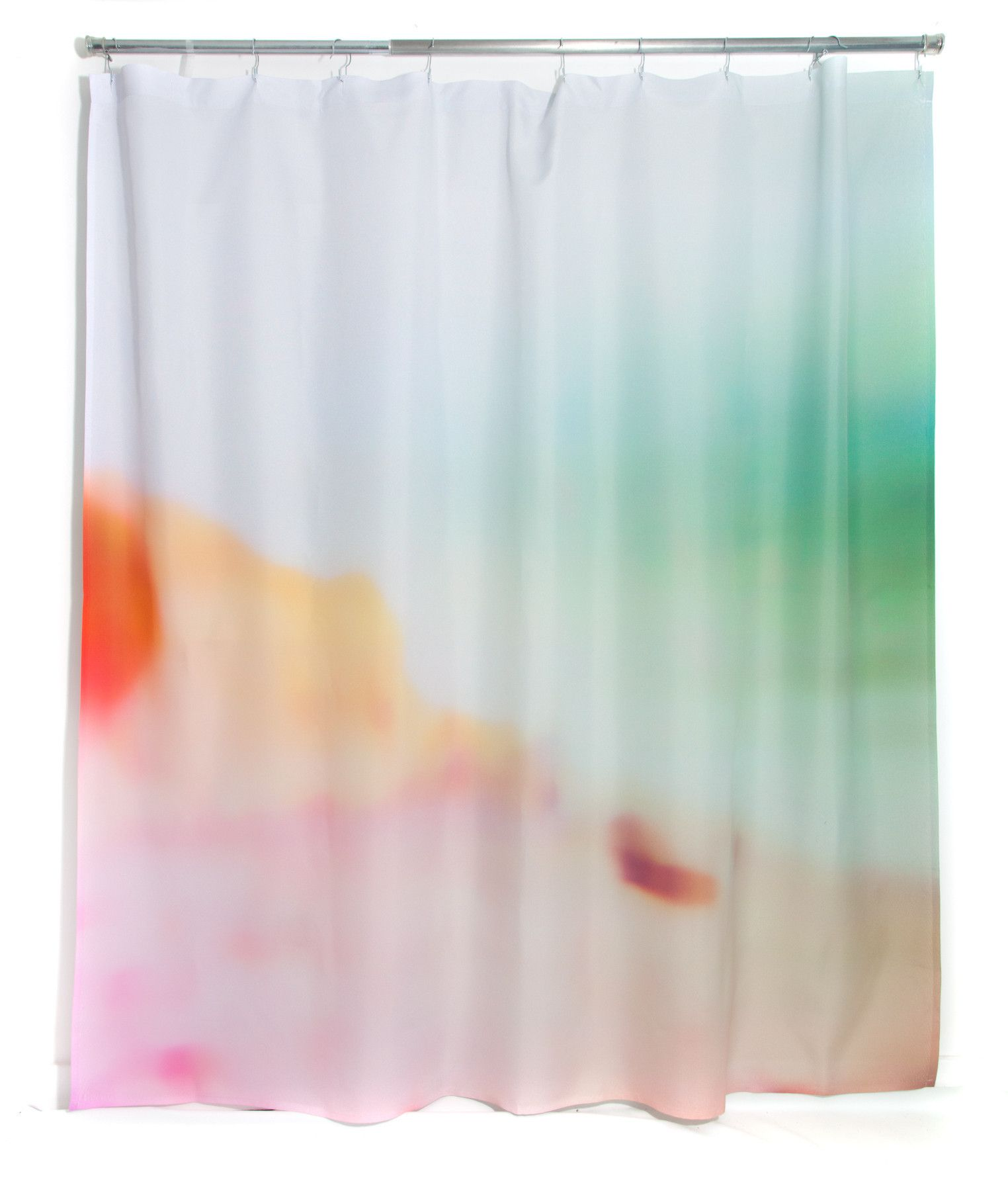 Desert Sun Shower Curtain In 2020 Cool Shower Curtains Colorful Shower Curtain Curtains