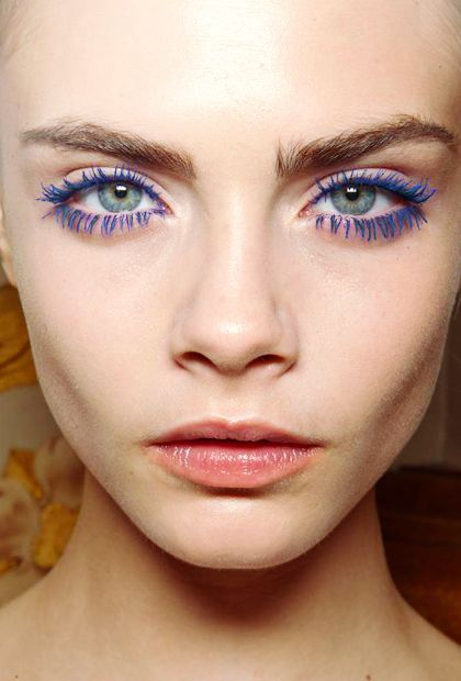 1000+ images about Face on Pinterest | Blue eyeshadow, Mascaras ...