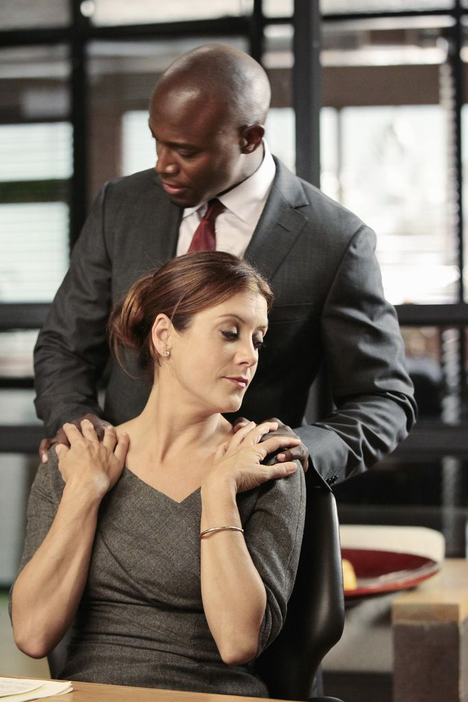 Taye Diggs And Kate Walsh On Private Practice From Step One