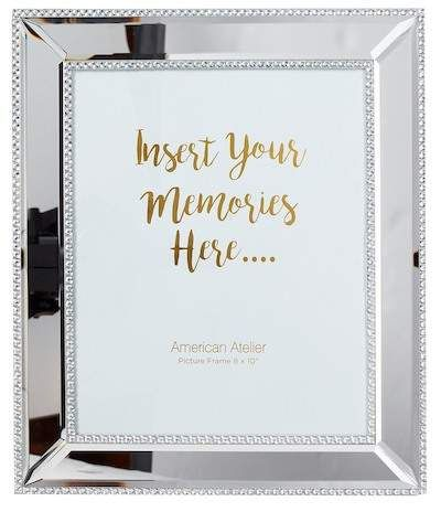 Jay Import Mirror Picture Frame - 8\\\\ x 10\\\\   Mirrored picture ...