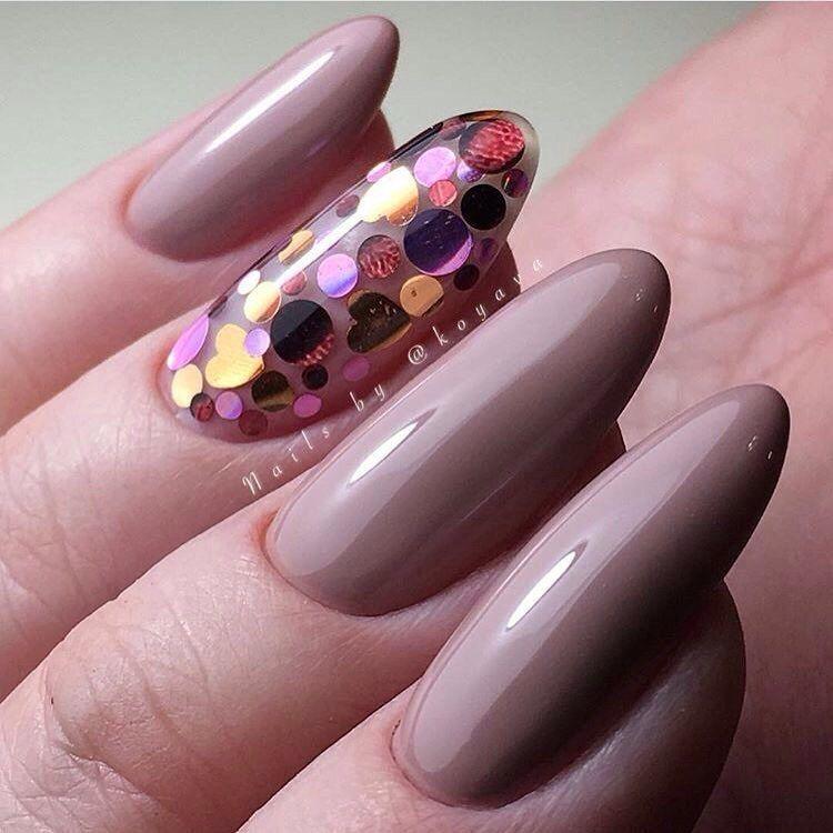 Nail Art #3078 - Best Nail Art Designs Gallery | Winter nails, Nail ...