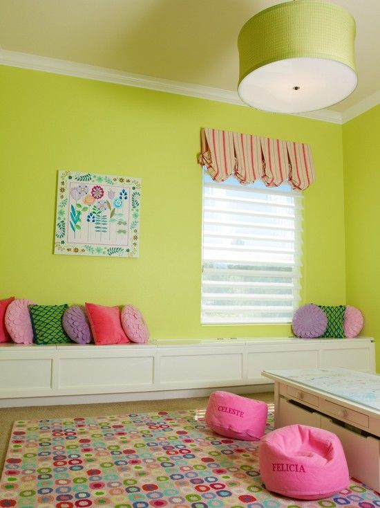 Playroom Decorating Ideas Design, Pictures, Remodel, Decor and Ideas