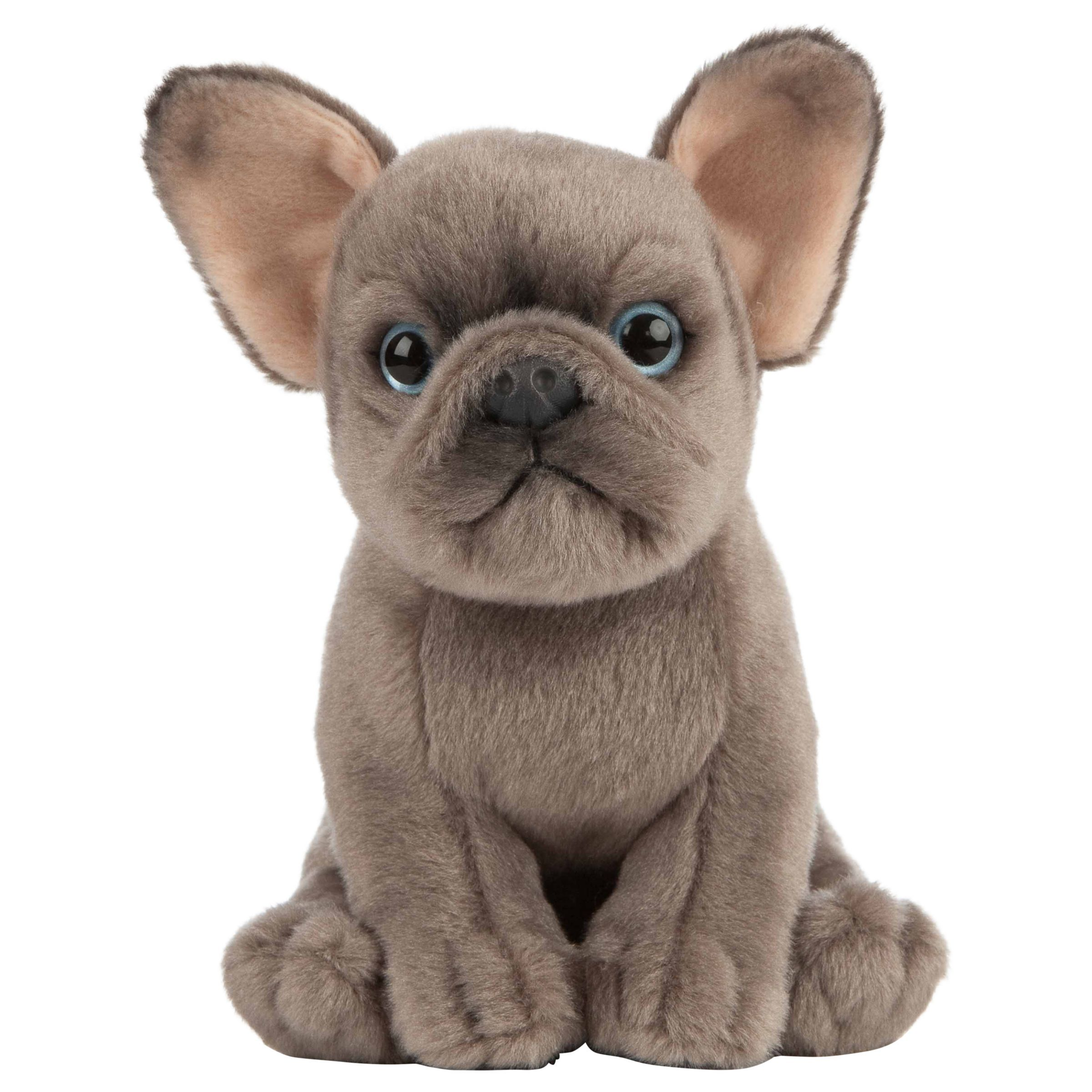 Living Nature French Bulldog Puppy Plush Soft Toy