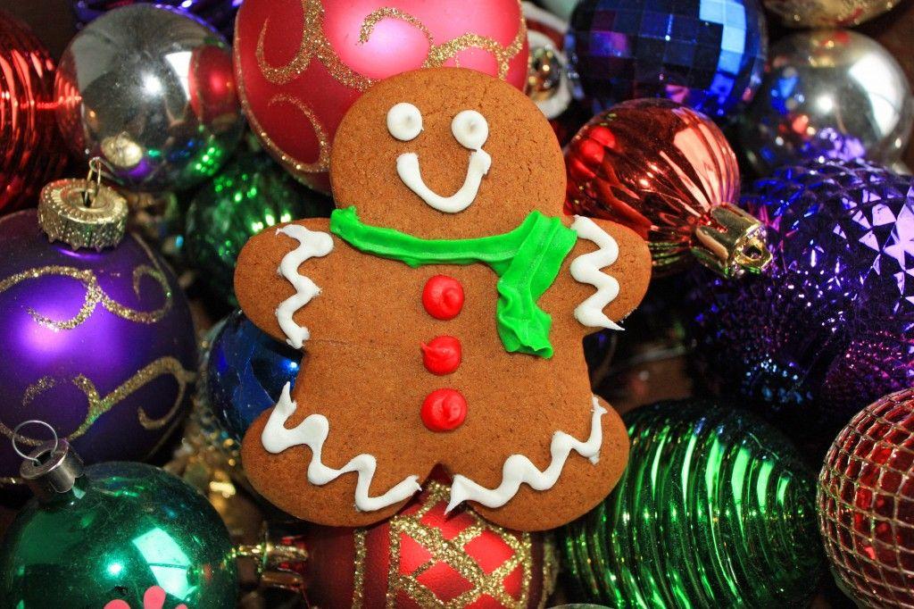 Gingerbread Men Cookies Gingerbread man cookies