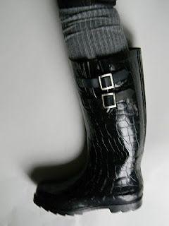 Make Your Own Boot Socks