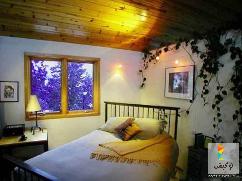 ديكورات إضاءة غرف نوم مودرن Modern Bedroom Lighting Modern Bedroom Small Bedroom Decor