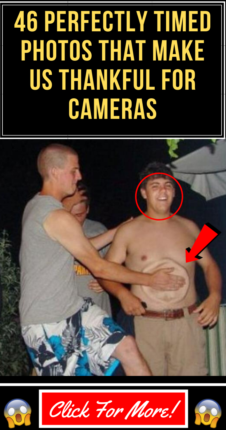 46 Perfectly Timed Photos That Make Us Thankful For Cameras 46 Perfectly Timed Photos That Make Us Thankful For Cameras