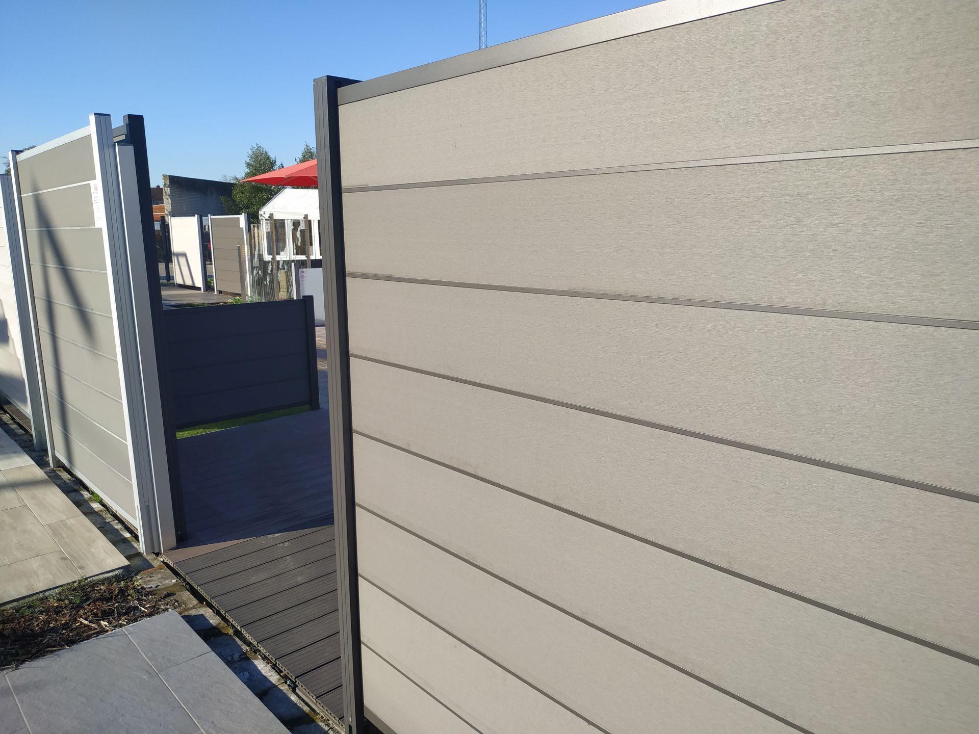 Pin Von Ligna Gard Gmbh Auf Wpc Sichtschutzzaune Steckzaun