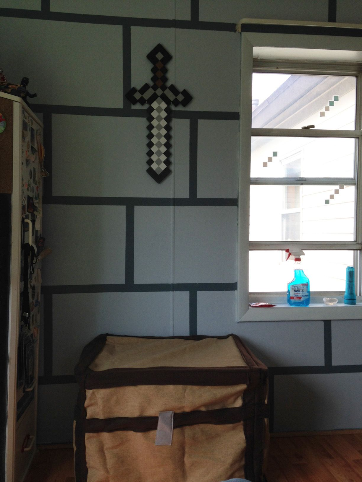 Best Minecraft Bedroom Ideas For Boys In His Bedroom 400 x 300