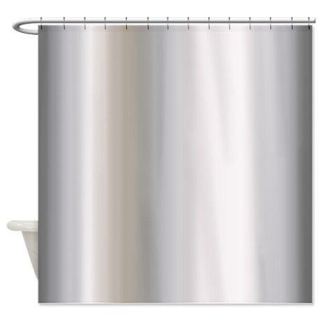 22 silver shower curtain ideas silver