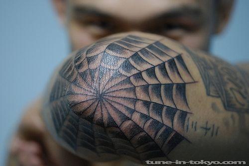 Teia De Aranha 003 Teia De Aranha Tatoo Tatuagem
