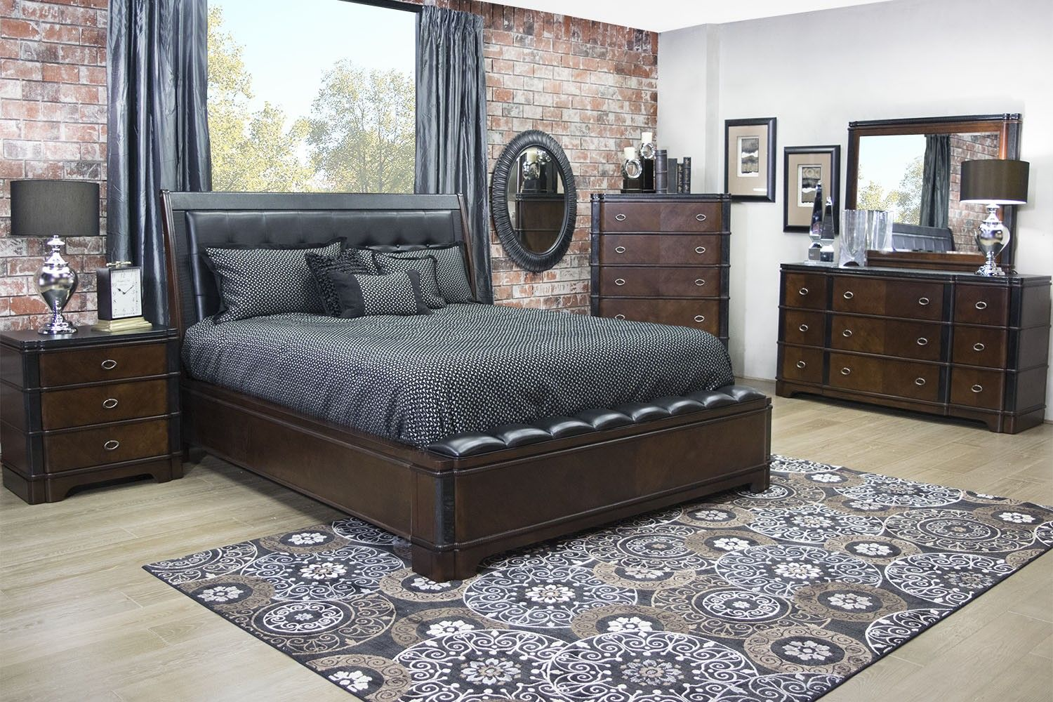 Mor Furniture For Less The Dundee Bedroom Mor Furniture For