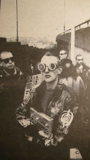 The spiral tribe 1990 39 s music etc pinterest music for Acid house techno
