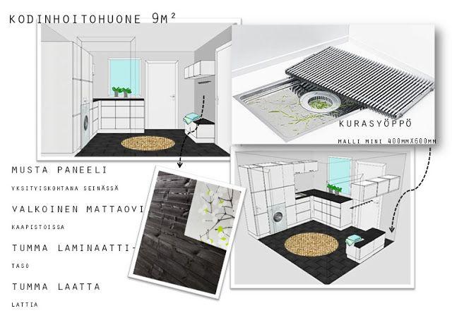 Valontalo: Laundry Room