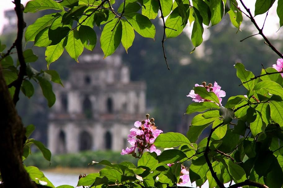 Hanoi- where I came from, love it :D