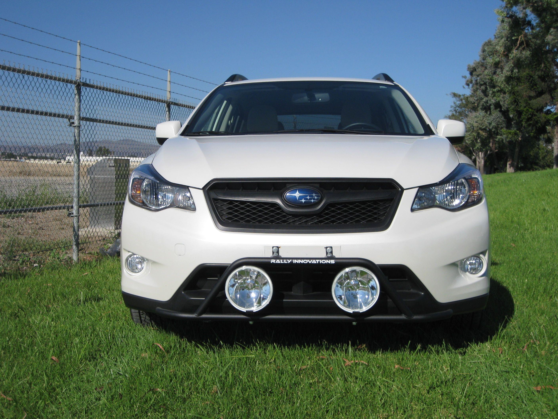 Rally Innovations Crosstrek lightbar Cars