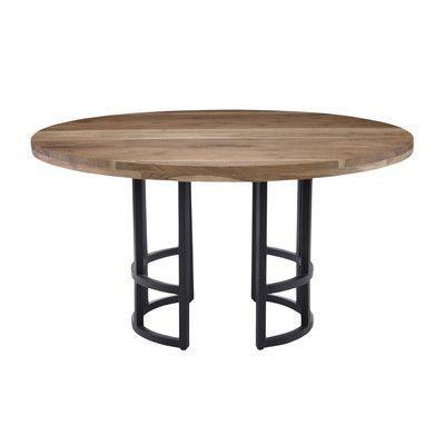 Brayden Studio Varner Round Dining Table