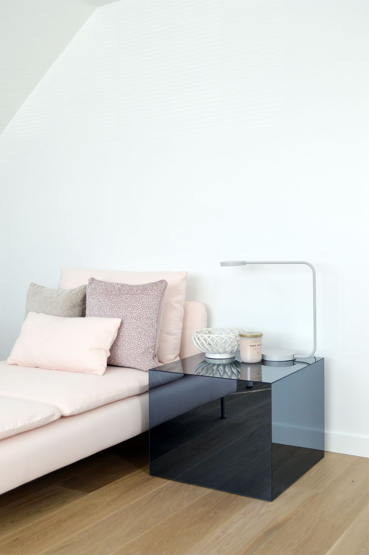ikea hack lack table with plexiglas ikea hack lack tisch mit plexiglas raum in 2019. Black Bedroom Furniture Sets. Home Design Ideas