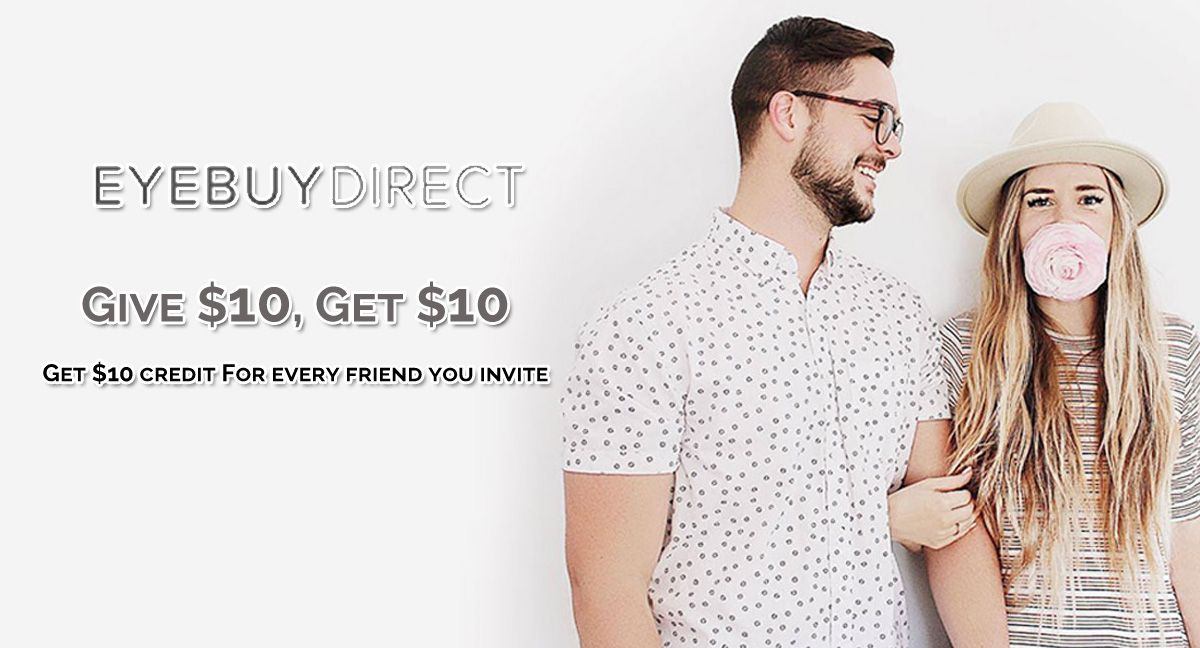 Eyebuydirect Give $10, Get $10 #eyebuydirect #Promo #Code #eyewear ...