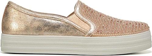 Rose gold shoes, Skechers women