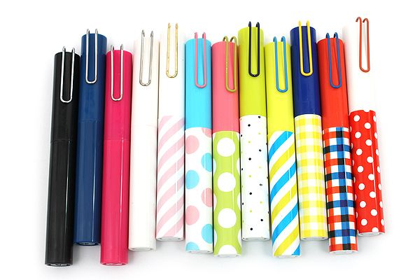New Products: Eco-Friendly Notebooks, Fun Portable Scissors, Cute Label Stickers, Colorful Markers, Luxurious Pen Holders, and More! - JetPens.com