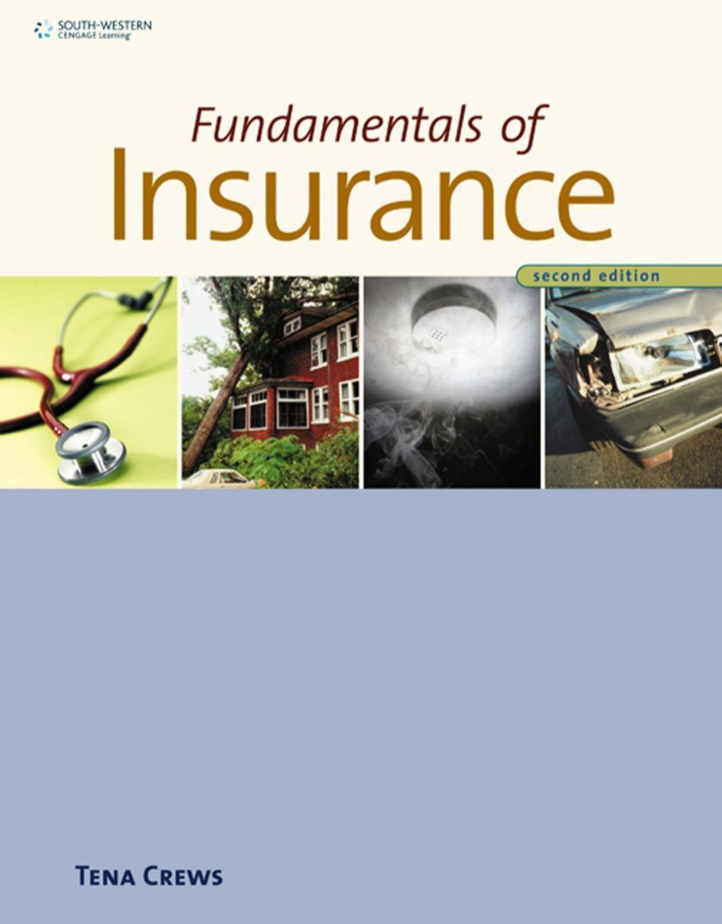 Fundamentals Of Insurance Ebook Rental Car Insurance Car