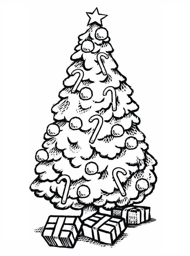 bilder zum ausmalen weihnachtsbaum  amorphi