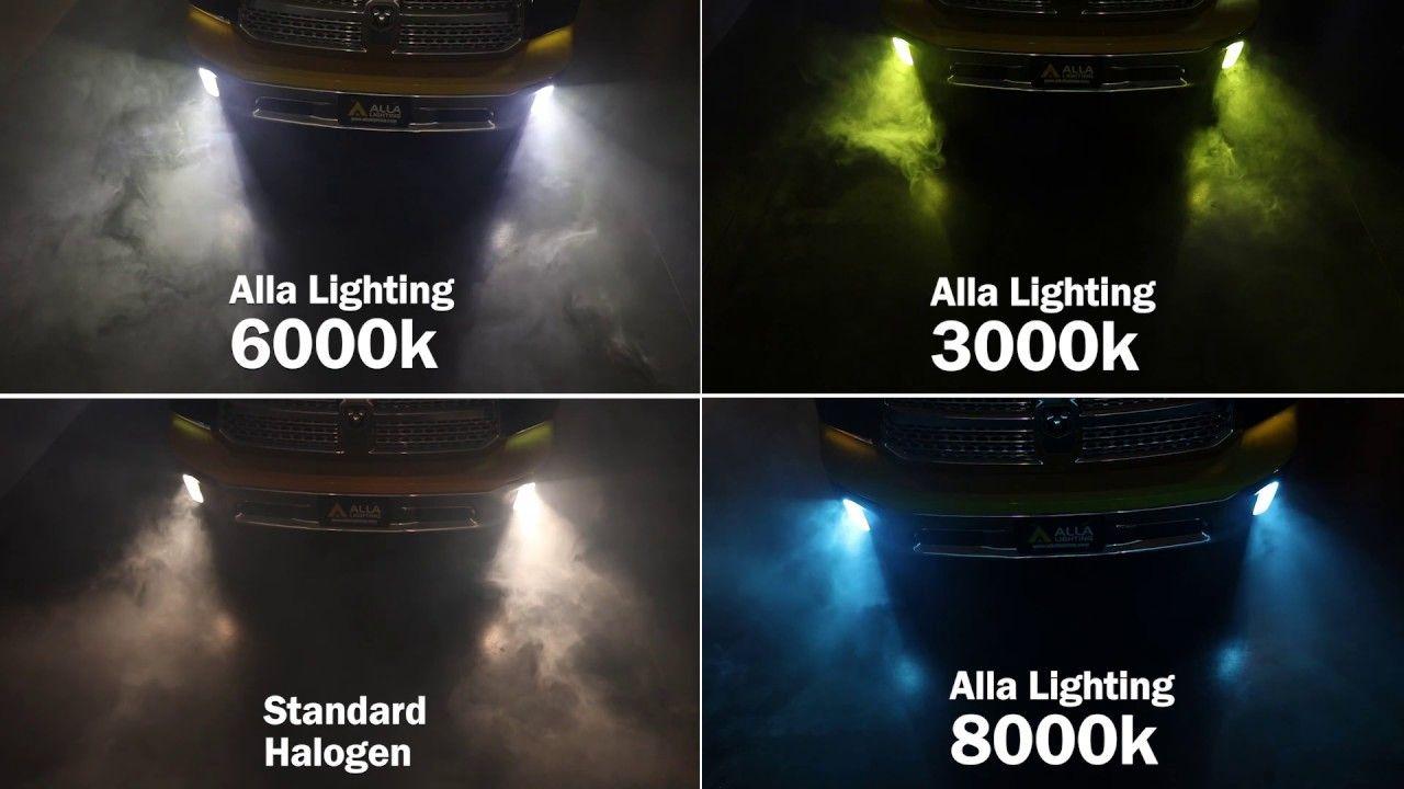 Alla Lighting Newest Al R Led Fog Lights Bulbs Compare Halogen Lamp Halogen Lamp Led Fog Lights Bulb
